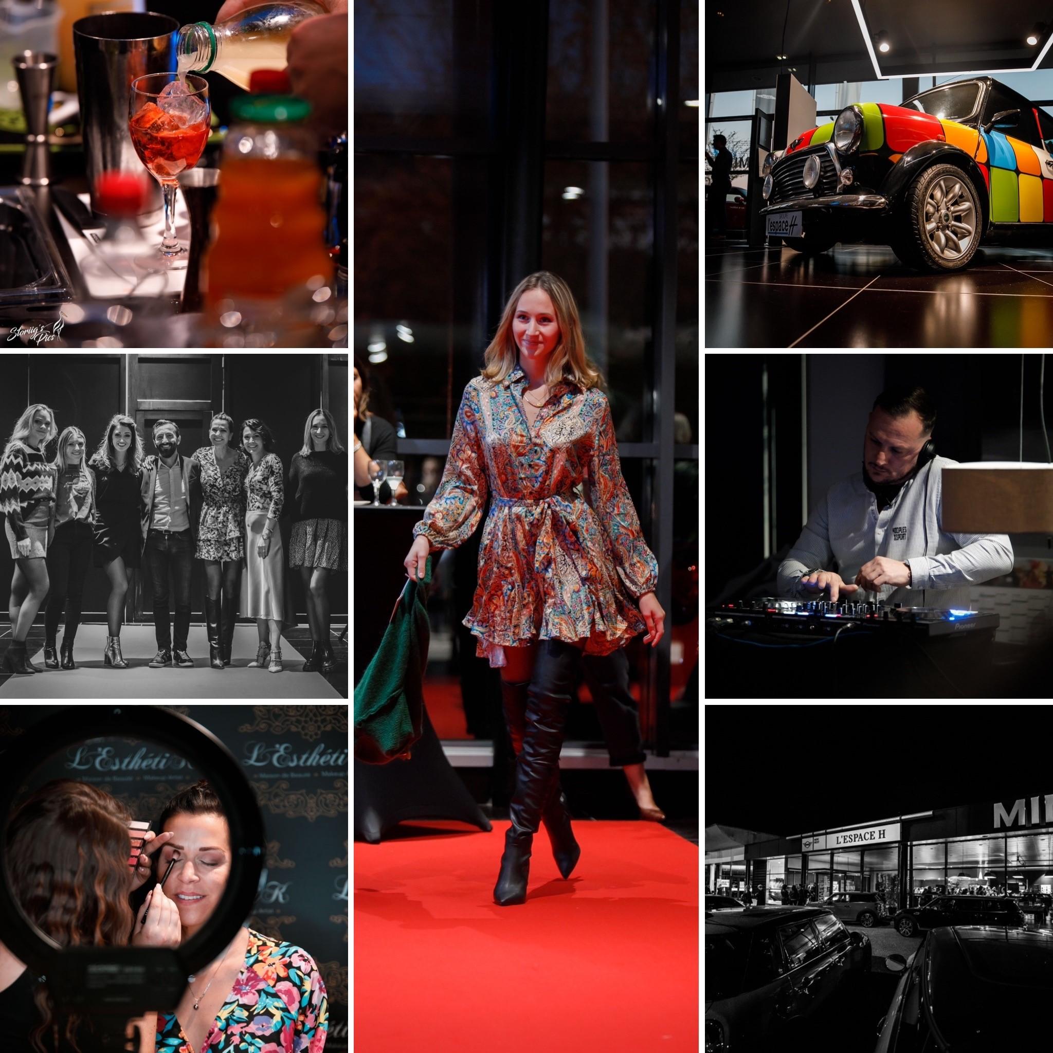 Retour sur la Fashion Night à L'Espace H MINI HAGUENAU